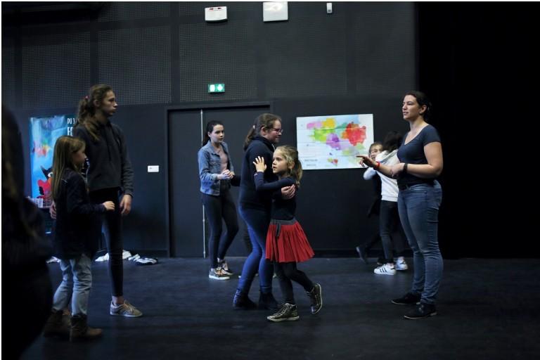 Ateliers de découverte de la danse bretonne - Stages et formations