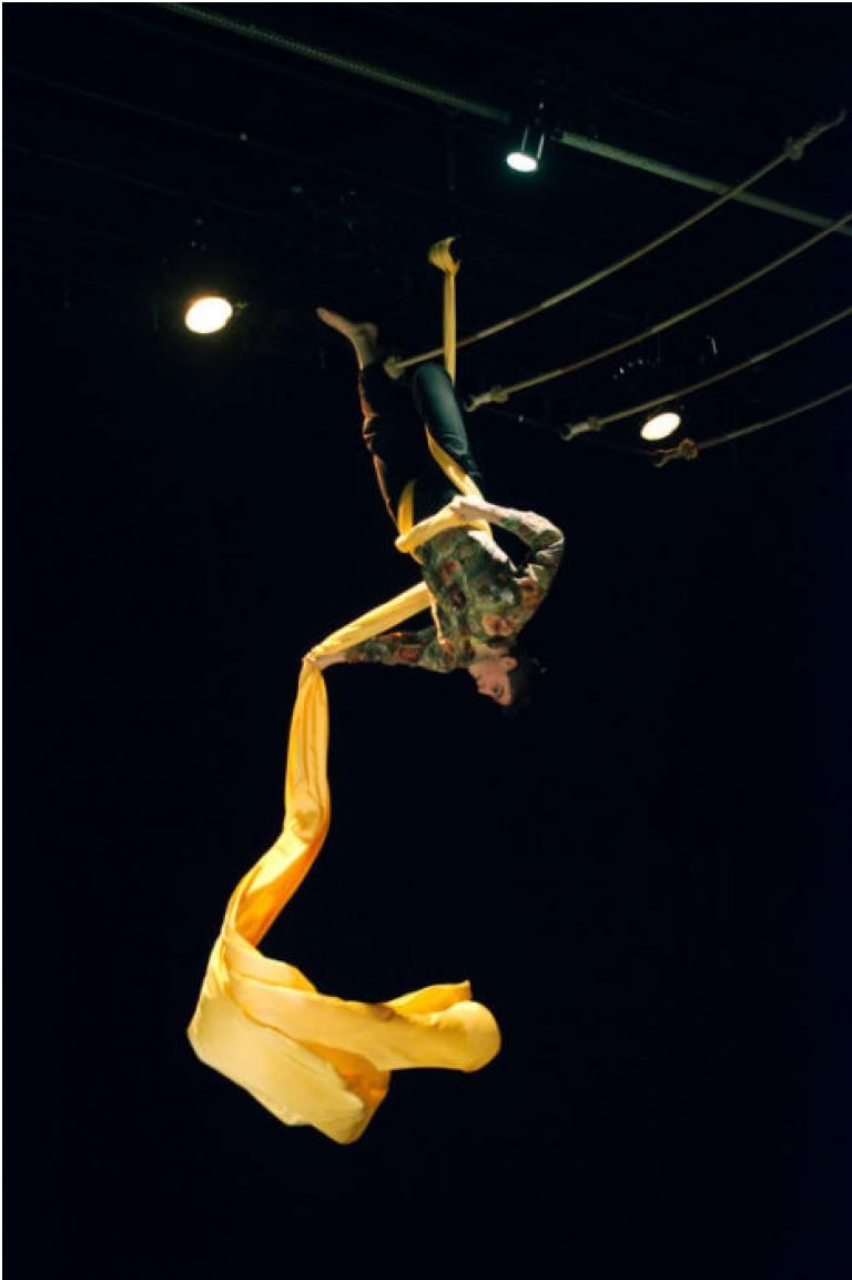 Cirque - 8-14 ans - Cycles d'apprentissage