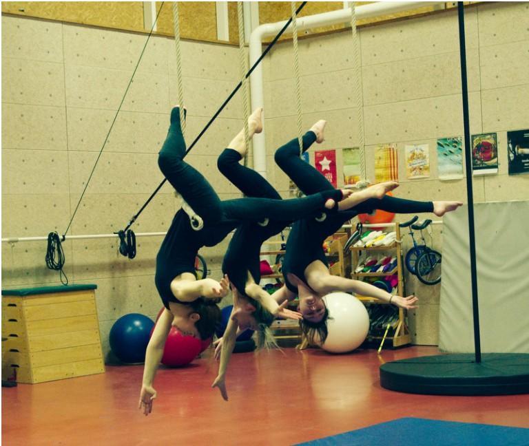 Cirque - Les ateliers Ados /Adultes