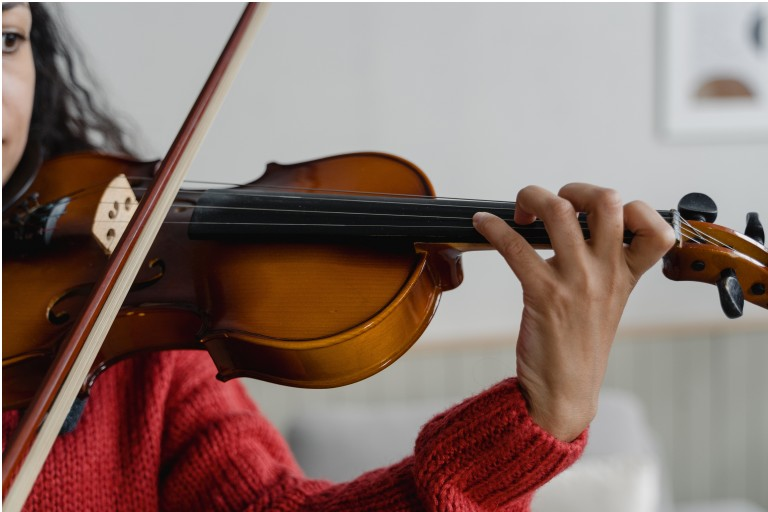 Musique : découverte des instruments et initiation au rythme