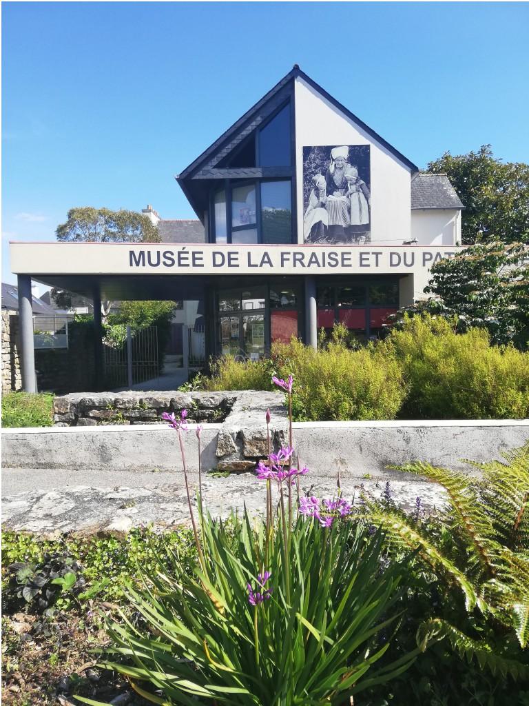 Visite guidée du musée de la Fraise et du Patrimoine