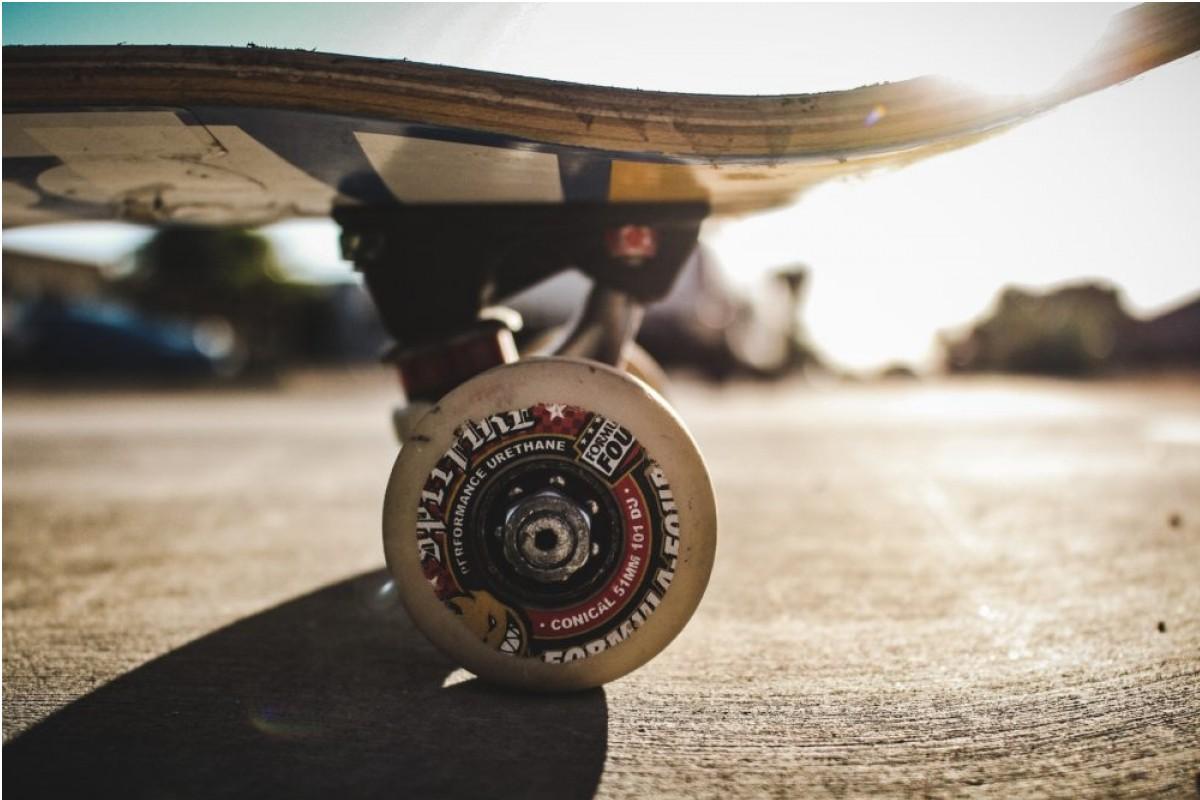 Skate Roller Bmx Trotinette