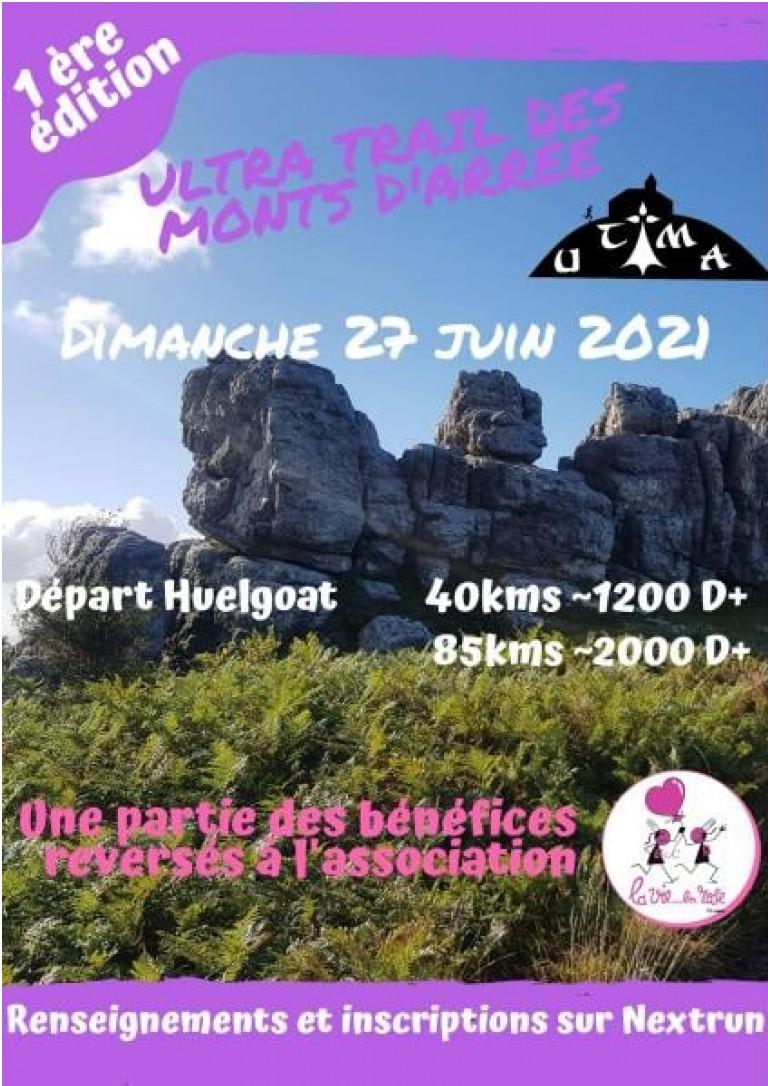 L'Ultra Trail des Monts d'Arrées - 27 juin 2021 - Un événement inclusif