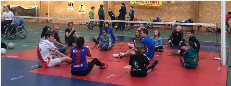 Présentation du Volley-Assis par Quimper Volley 29